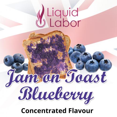 Jam on Toast Blueberry