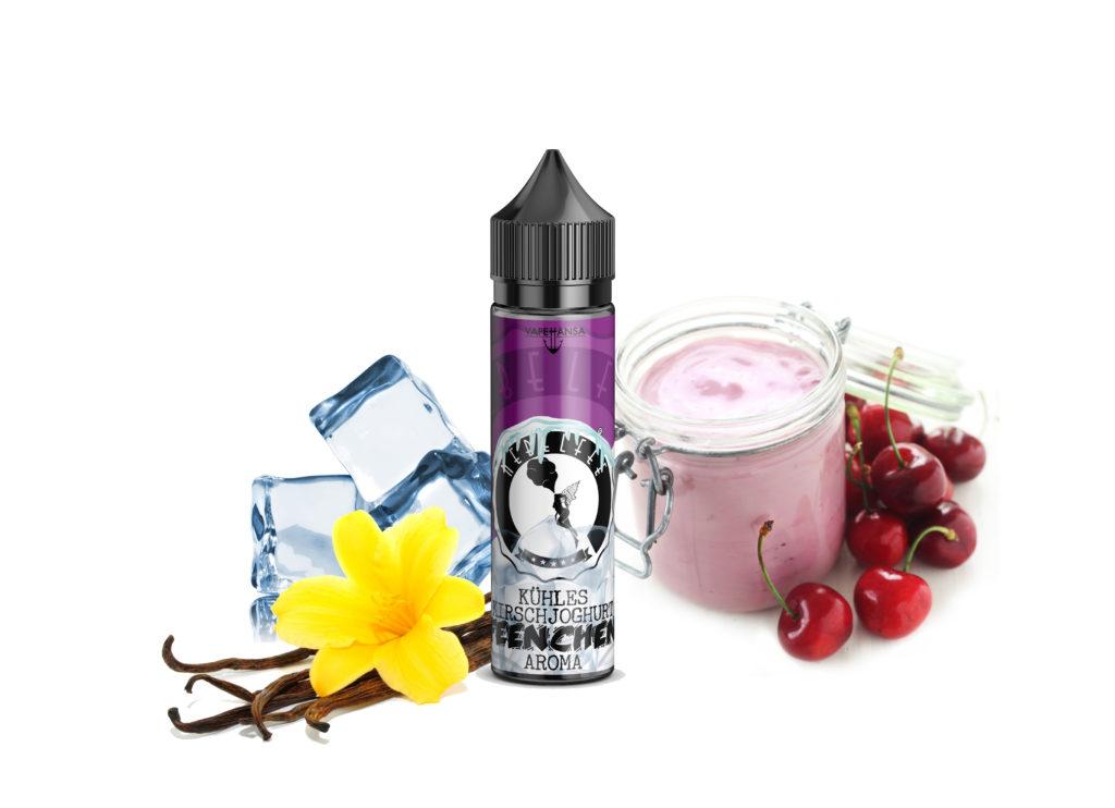 Nebelfee - kühles Kirschjoghurt FEENCHEN